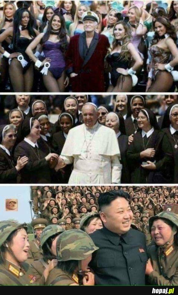 Widzę pewne podobieństwa