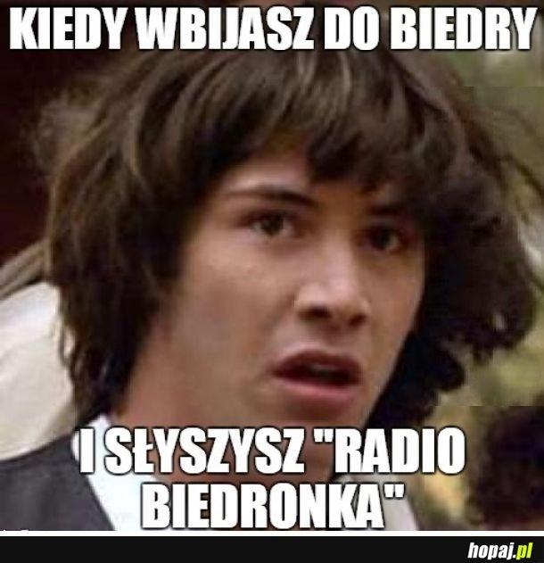 Radio biedronka