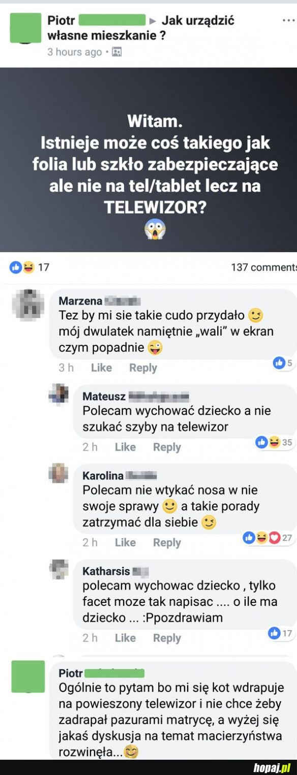 Folia na TV