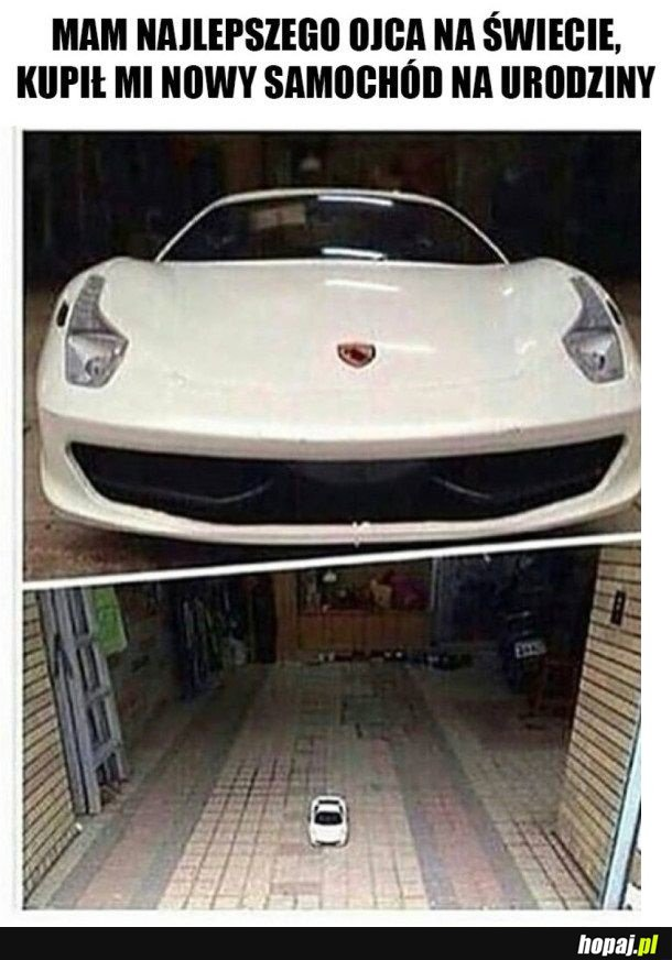 Nowy samochód
