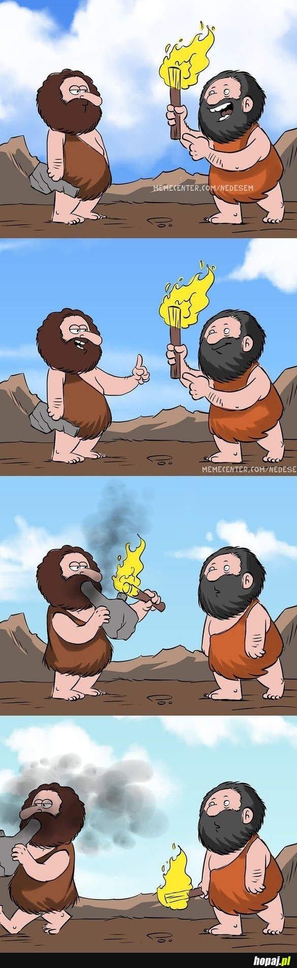 Wynalazca ognia