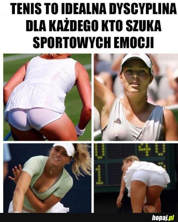 Wyborny sport