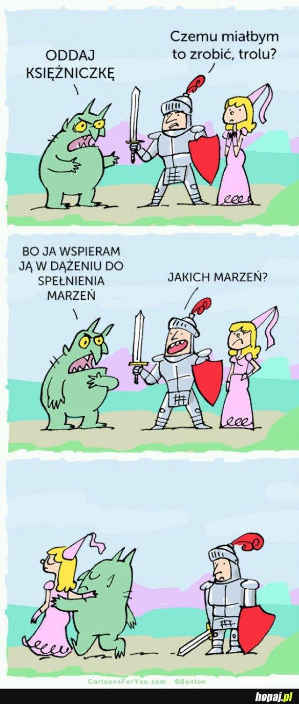 Problem z księżniczką