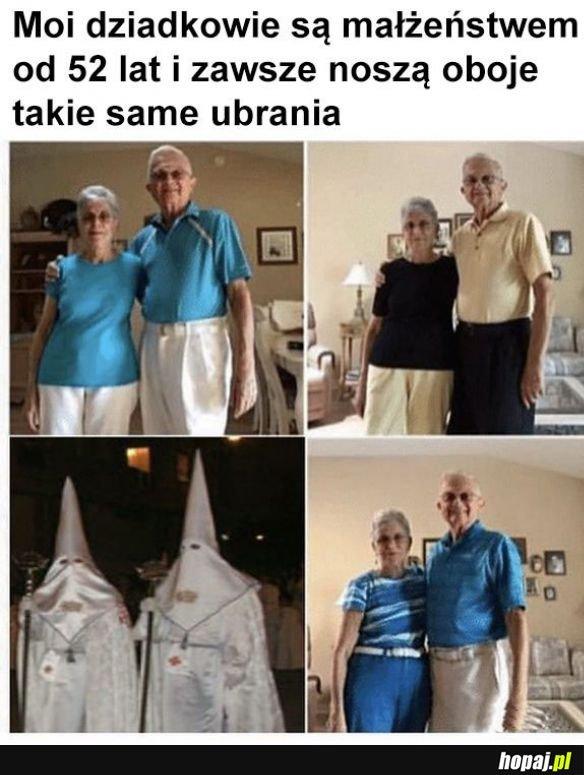 Kochani dziadkowie