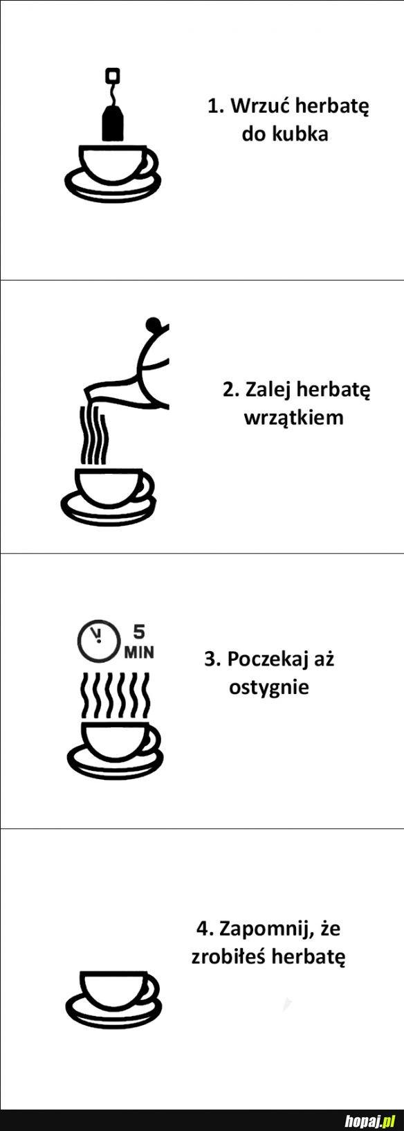 Jak robić herbatę