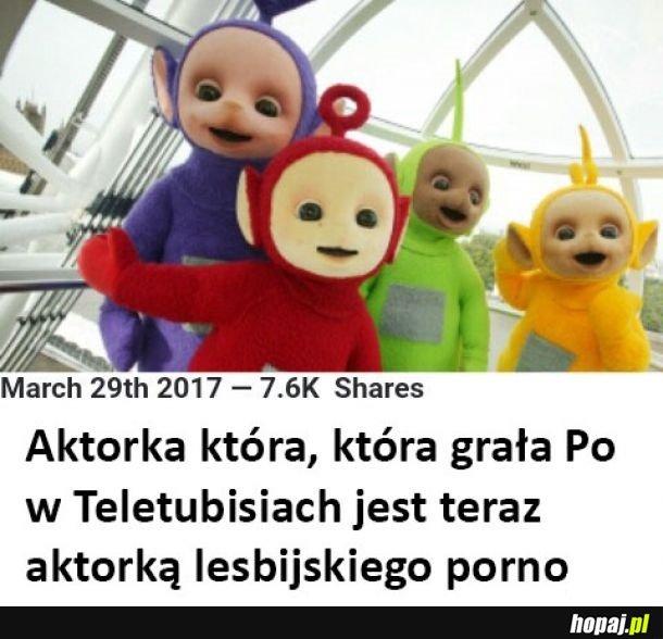 Teletubies