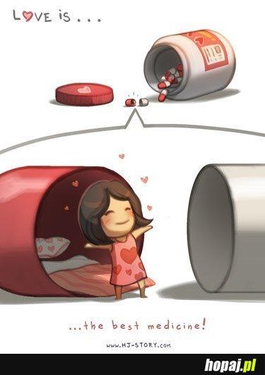 Miłość jest lekarstwem na wszystko