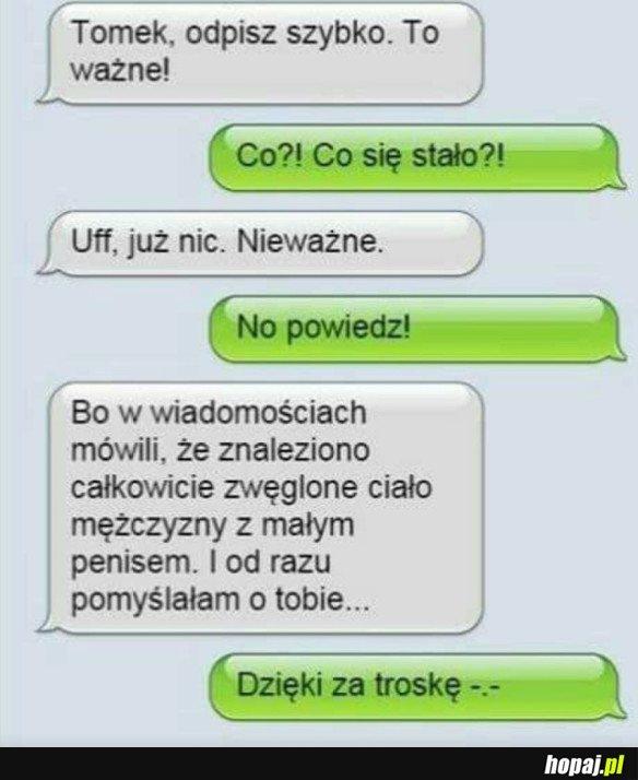 TOMEK ODPISZ