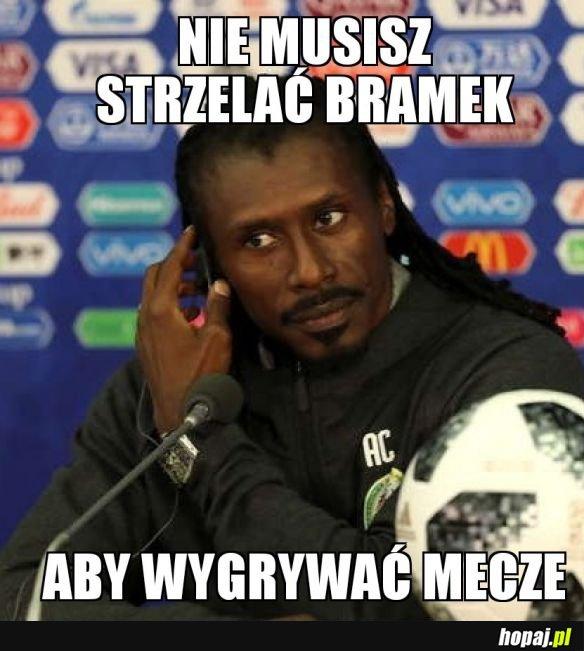 Polska -Senegal