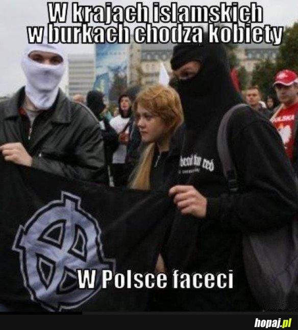 STOP ISLAMIZACJI POLSKI