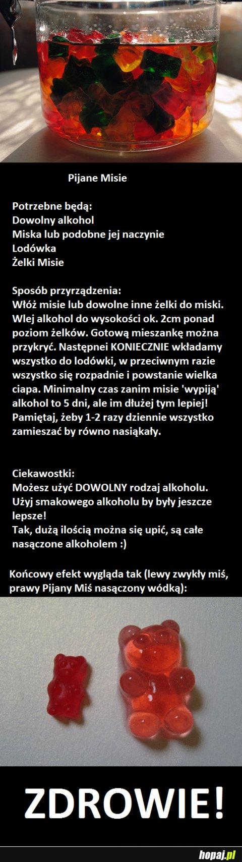 Pijane misie