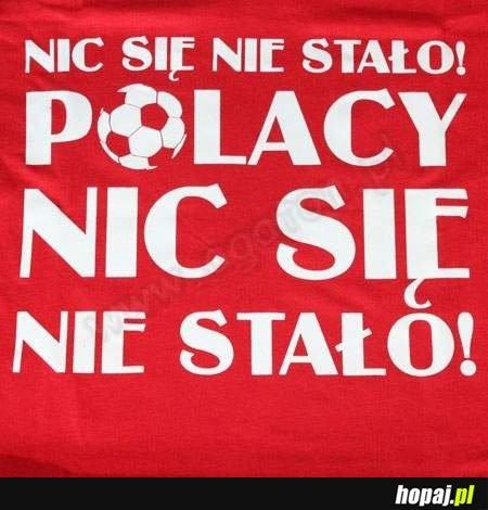 Polacy nic się nie stało