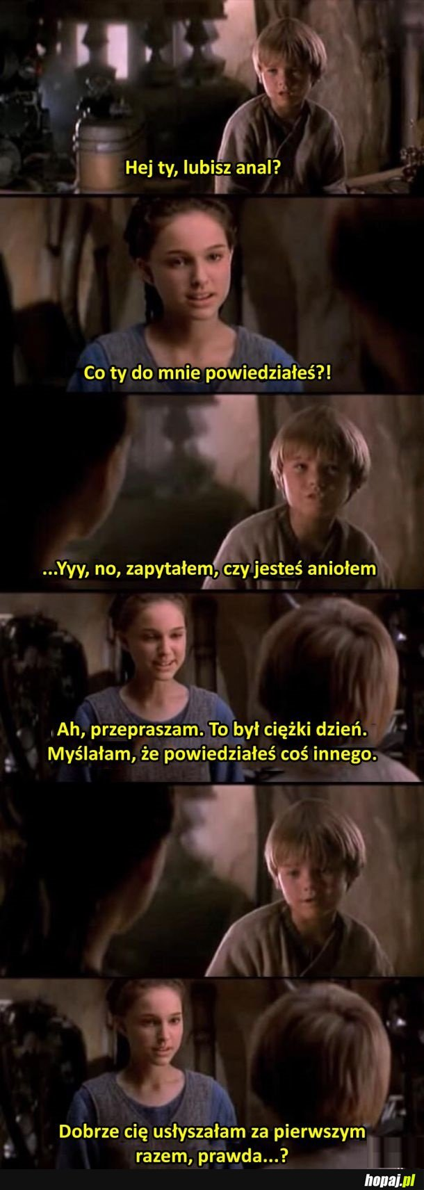 Co ten Anakin...