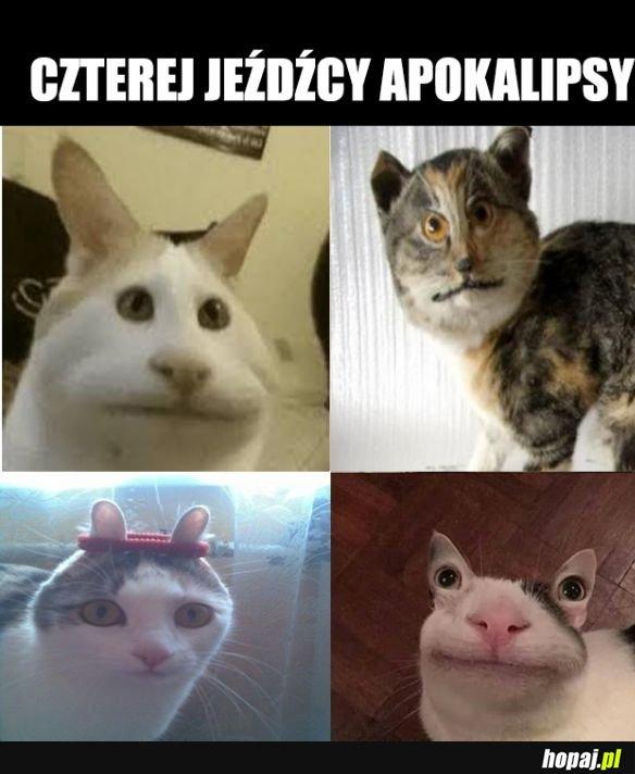Czterej Jeźdźcy Apokalipsy