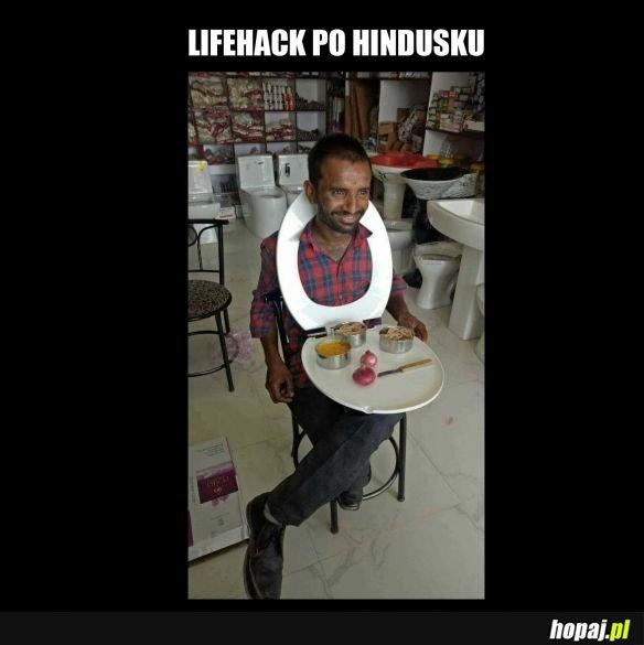 Życiowy lifehack xD
