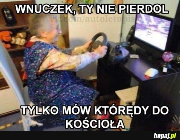 Super babcia