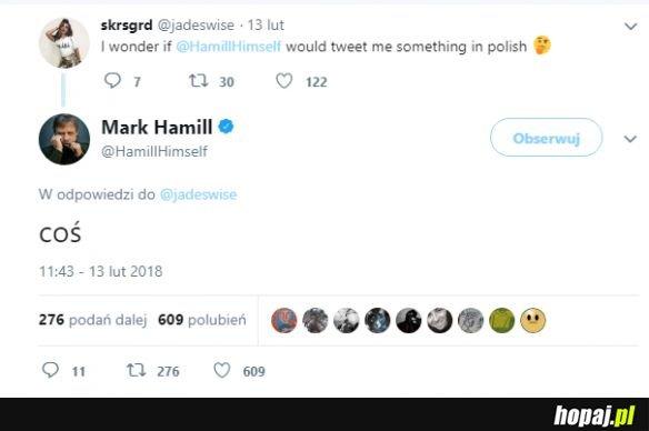 Hamill troluje