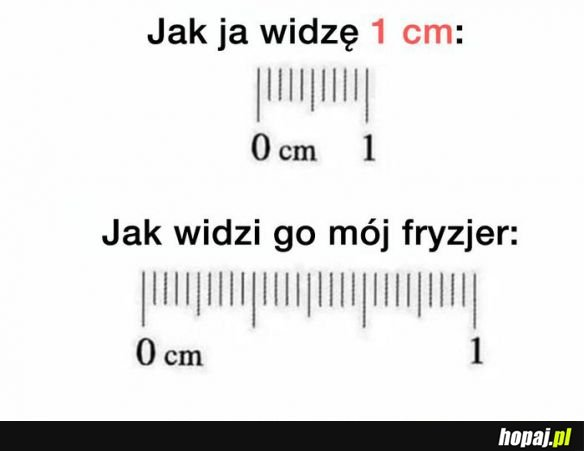 1 centymentr
