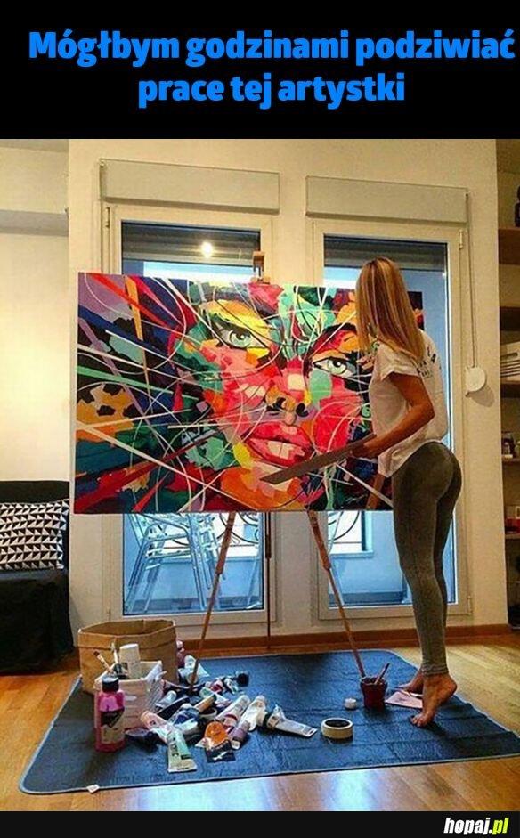 Kocham sztukę
