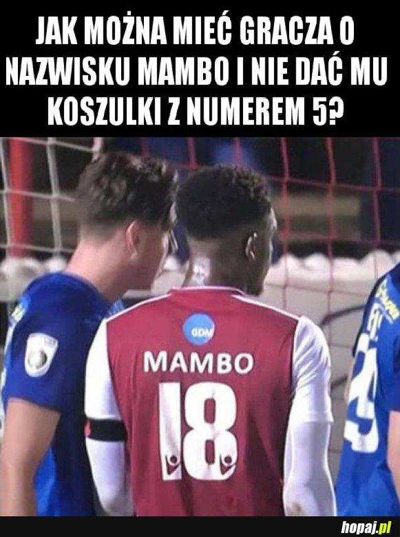 MAMBO NO. 5!