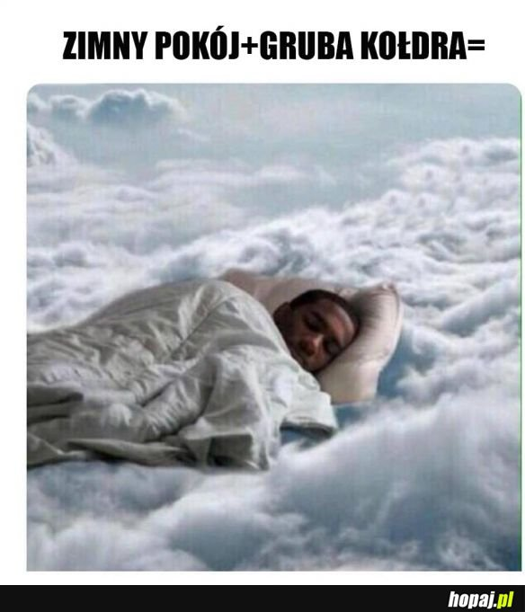 Podczas spania