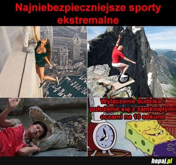 Ekstremalne sporty