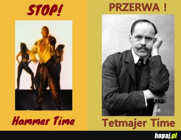 STOP! HAMMER TIME!