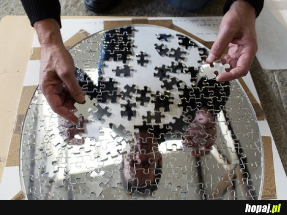 Lustro puzzle