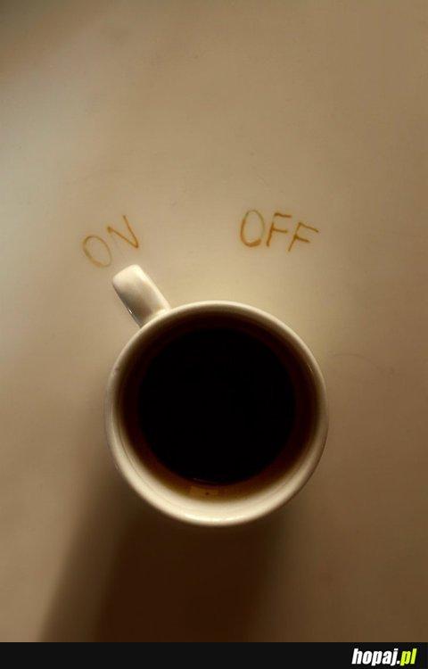 Zapuść kawę z rana i do roboty!