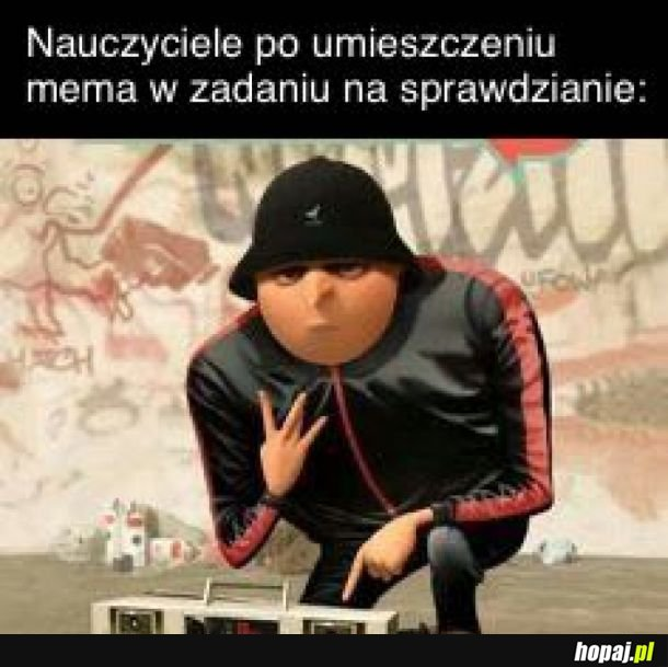 Yo, ziooom!