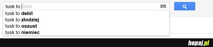Google prawdę ci powie..