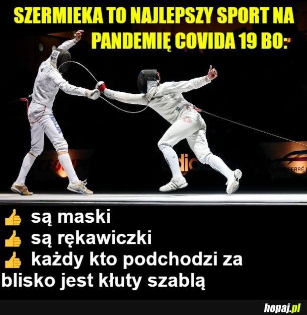 Dziękuję polecam sport