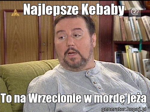 Najlepsze Kebaby