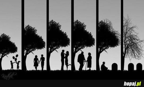Życie ;/
