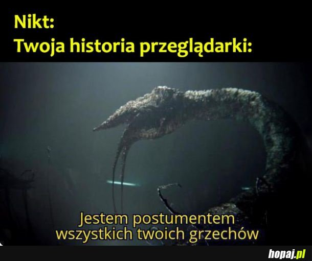 Historia przeglądarki