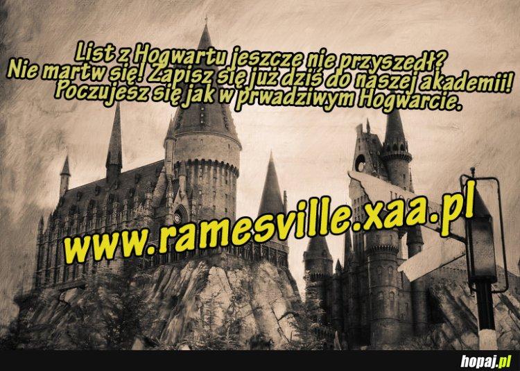Zapraszamy do Ramesville!