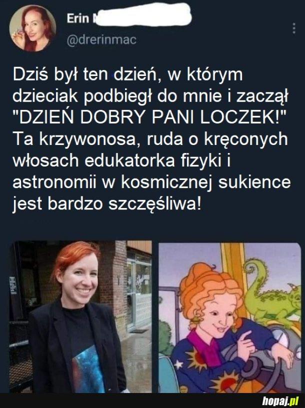 Pani Loczek
