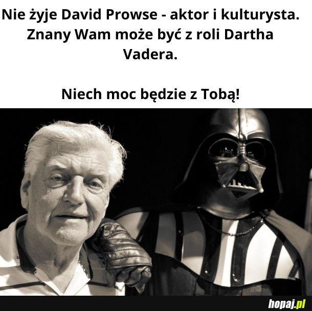 David Prowse nie żyje