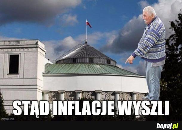 Inflacja..
