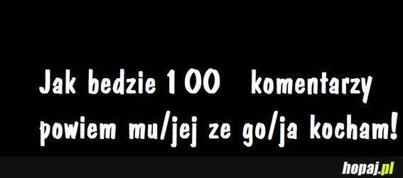 POWIEM, ZE KOCHAM