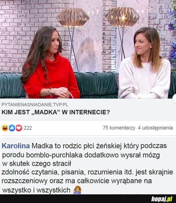 Madka!