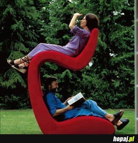 Genialny fotel