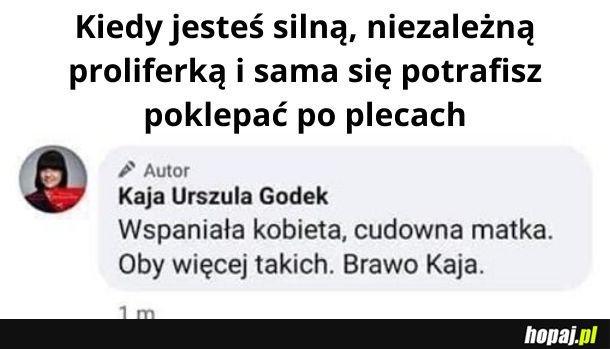 Brawo, Kaja!