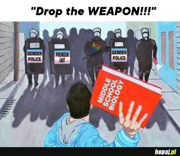 Rzuć broń