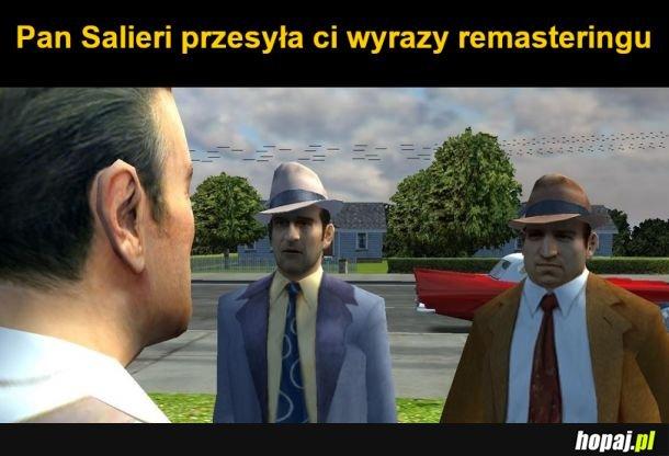 Mafia będzie odświeżona YAY!