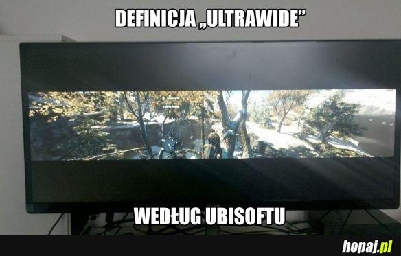 Ultrawide