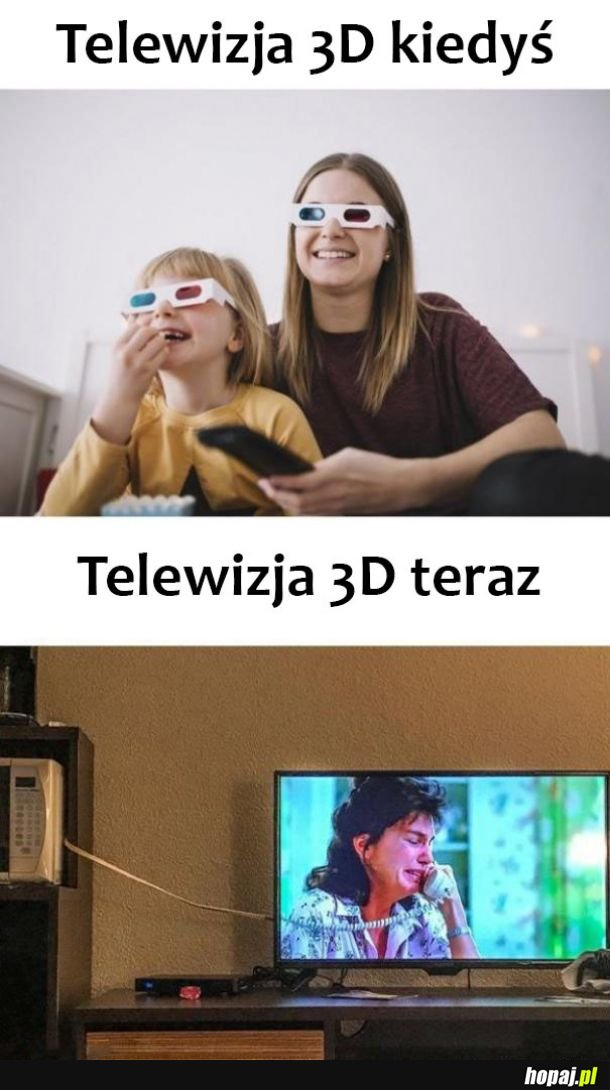 Telewizja 3D