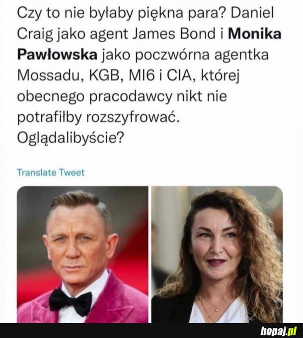 Agentka specjalnej troski