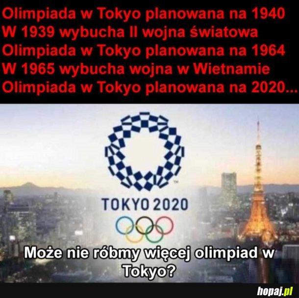 Olimpiada w Tokyo