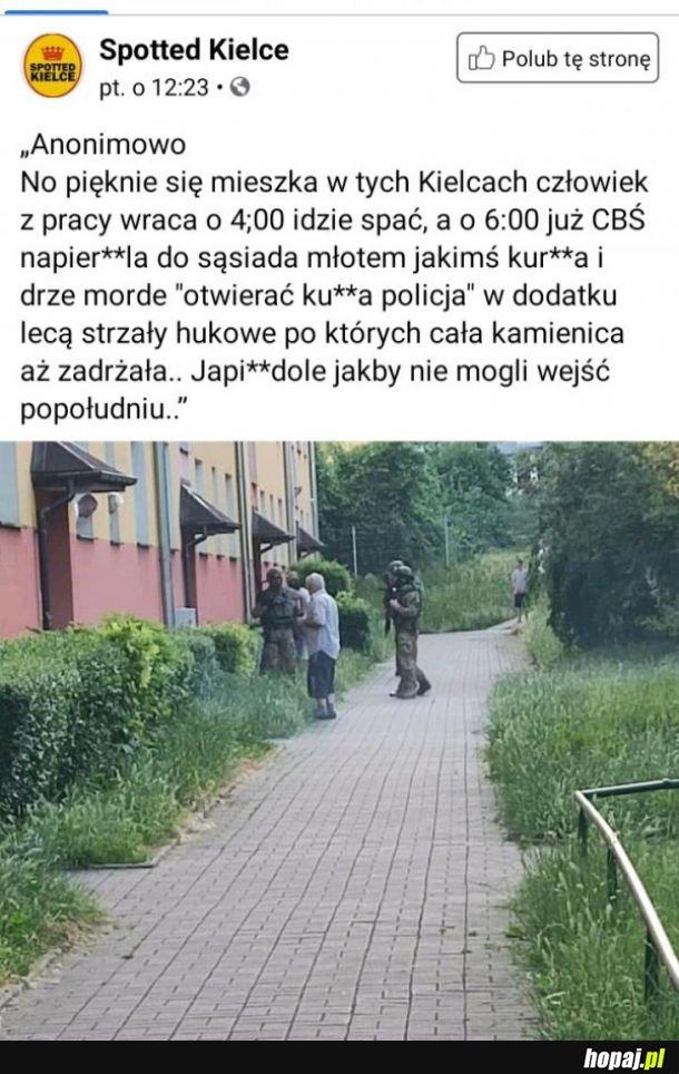 Malownicze Kielce
